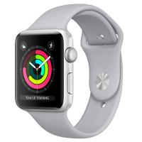 Apple Watch S3 Sport 38mm Silver Al/Fog Band