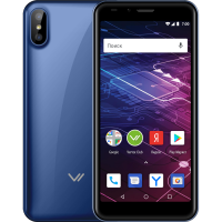 Смартфон Vertex Impress Click NFC Blue