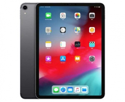 Планшет Apple iPad 11 256Gb Wi-Fi + Cellular Space Gray фото в интернет-магазине HDRetail